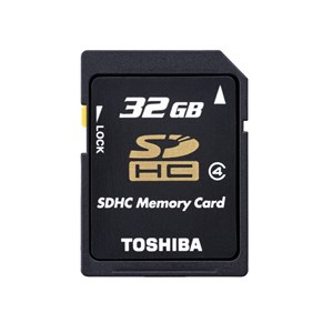 Toshiba High Speed M102 - tarjeta de memoria flash - 32 GB - microSDHC