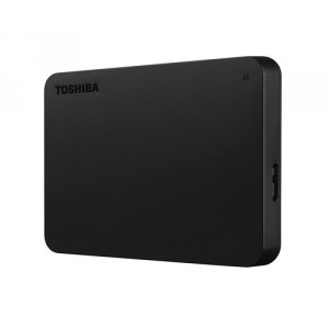 Toshiba Canvio BASICS 2.5 2TB BLACK