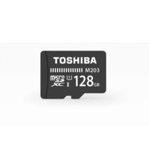 Toshiba MICRO SD 128GB CL10 R100