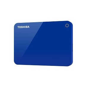Toshiba Canvio ADVANCE 2.5 1TB BLUE