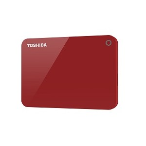 Toshiba Canvio ADVANCE 2.5 1TB RED